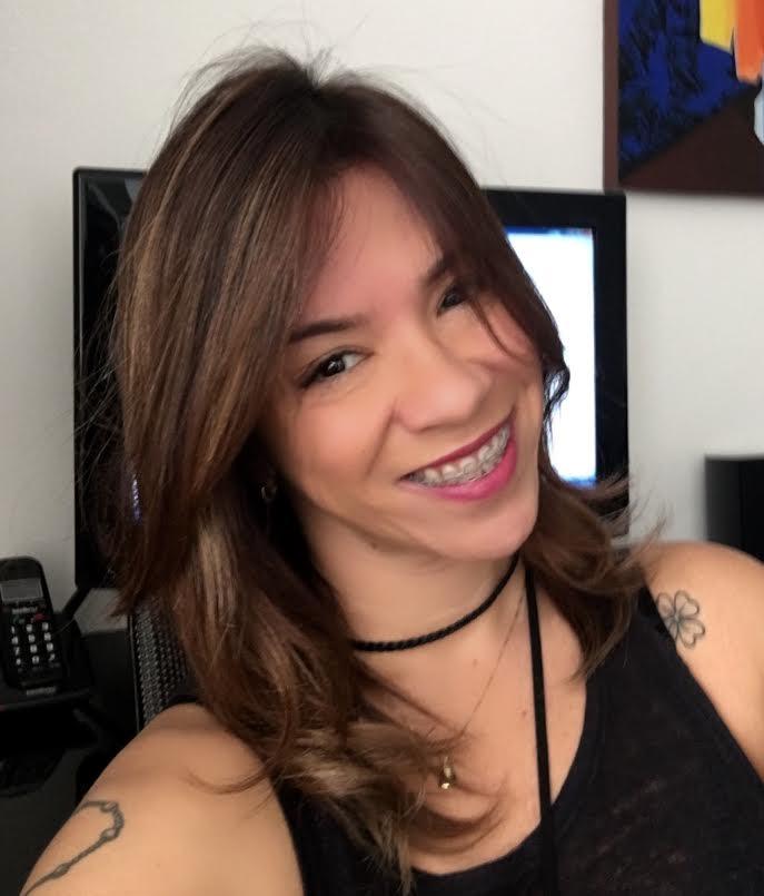 Luciana Melo - Diretora de Operações